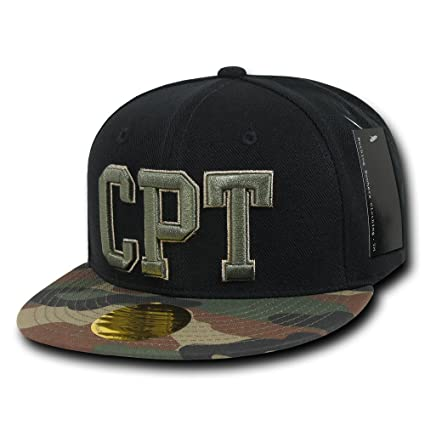 0644c20a1def1 Amazon.com  Nothing Nowhere Camo Visor City Cap