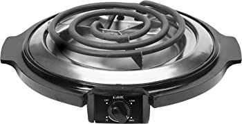 Elite Cuisine ESB-300X Maxi-Matic Single Burner Electric Hot Plate