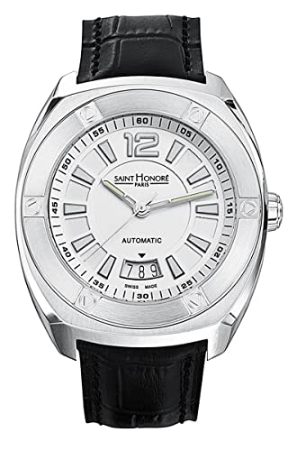 Amazon.com: Saint Honore 897010 1AINN Haussman Paris - Reloj ...