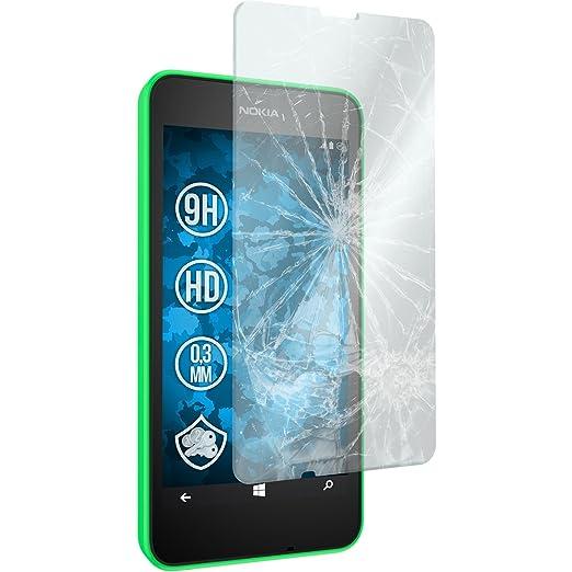 39 opinioni per 2 x Nokia Lumia 630 Pellicola Protettiva Vetro Temperato chiaro- PhoneNatic