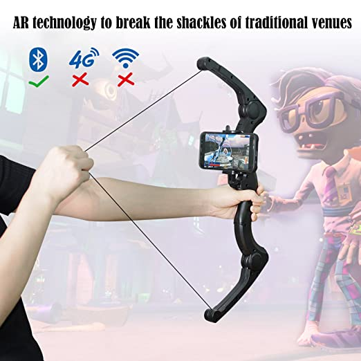 c4552ea48937 Amazon.com   MOZEEDA Bluetooth AR Bow and Arrow Toy