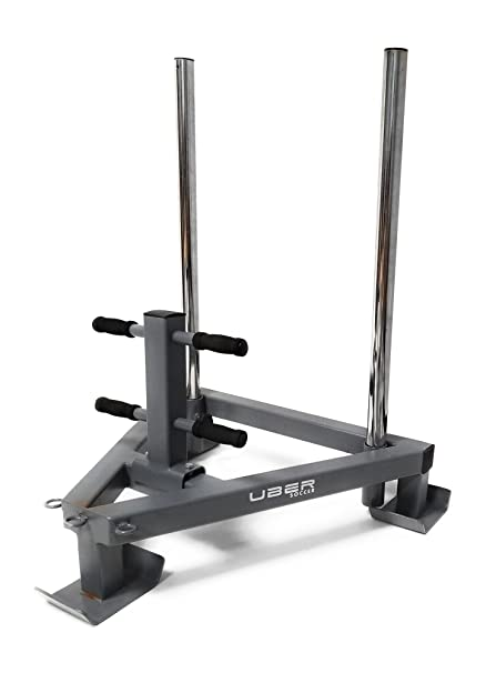 amazon com uber weight sleds for conditioning, cross traininguber weight sleds for conditioning, cross training, soccer, and football power sled