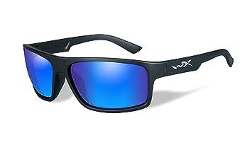 Wiley X WX Pico Gafas de Sol, Unisex, Wx Peak, Matte Black,