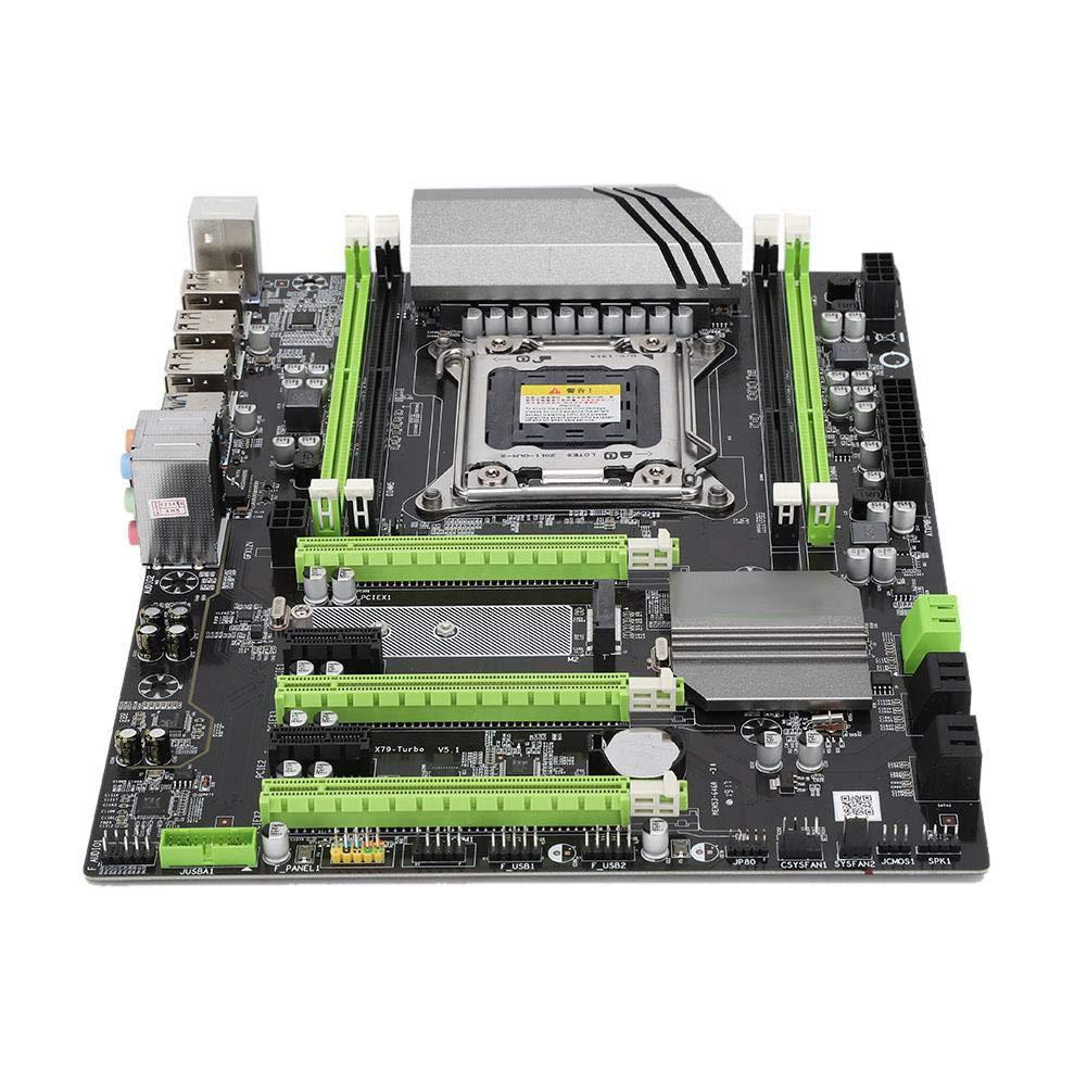 s Socket LGA2011 DDR3 X79T motherboard per Intel B75 1600MHz Desktop Computer Mainboard NVME PCIEx4 Canali Dual USB3.0 4GB 1066//1333 Scheda Madre DDR3