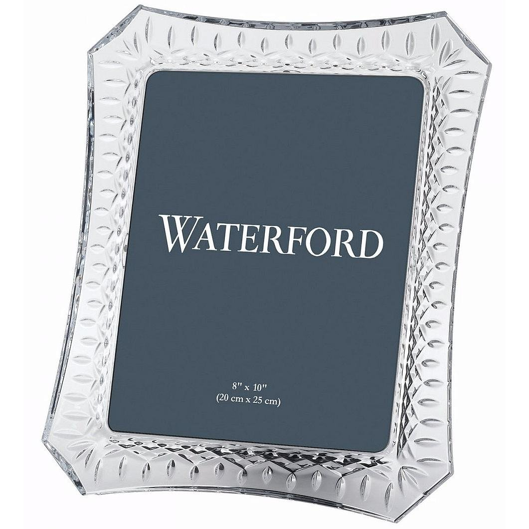Amazon waterford lismore 8 x 10 frame luxury frames jeuxipadfo Gallery