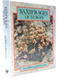 Saxifrages of Europe