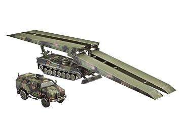 Revell Biber & Dingo 1:72 Assembly kit Armored fighting ...