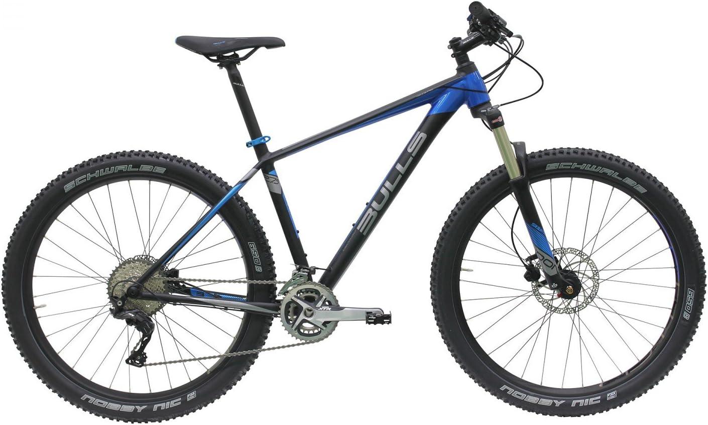 Bulls Bicicleta de montaña Copperhead, 27,5 pulgadas, color ...