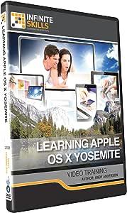 Learning Apple OS X Yosemite - Training DVD