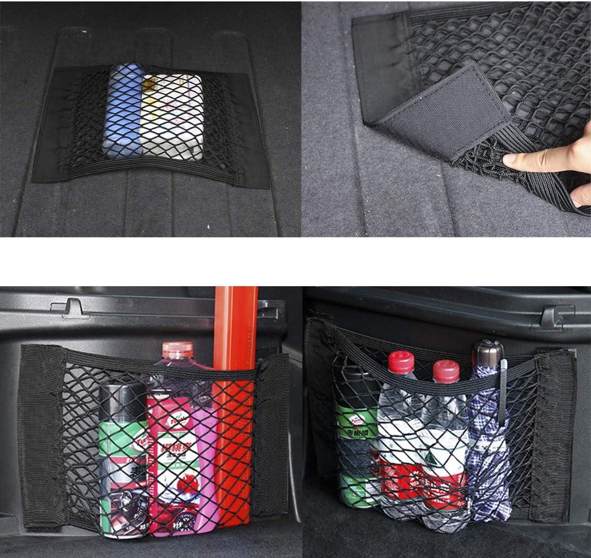 LeTang Camion Alimentari Adesivi da Parete Rete a Rete Universale per riporre Bottiglie Confezione da 2 per Auto