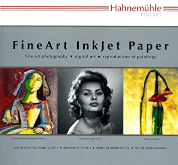 Hahnemühle Sample Pack - Matt Fine Art - Smooth, 12 sheets: Amazon ...