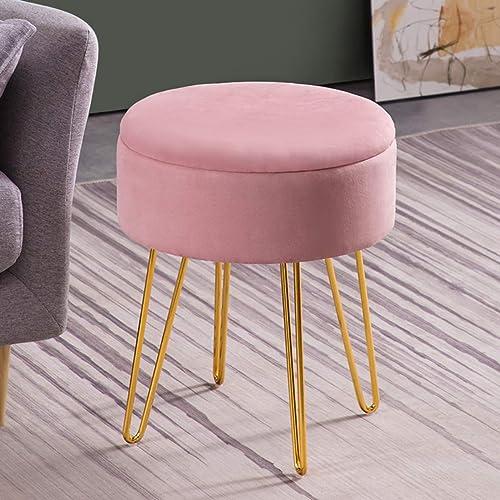 Best ottoman chair: Apicizon Vanity Chair Stool