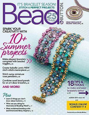 73cdf4ade Amazon.com: Bead & Button: Kalmbach Publishing Co.: Kindle Store