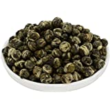 Mozentea Imperial Jasmine Dragon Pearls Green Tea Loose Leaf –Chinese Tea (100G(3.5OZ))
