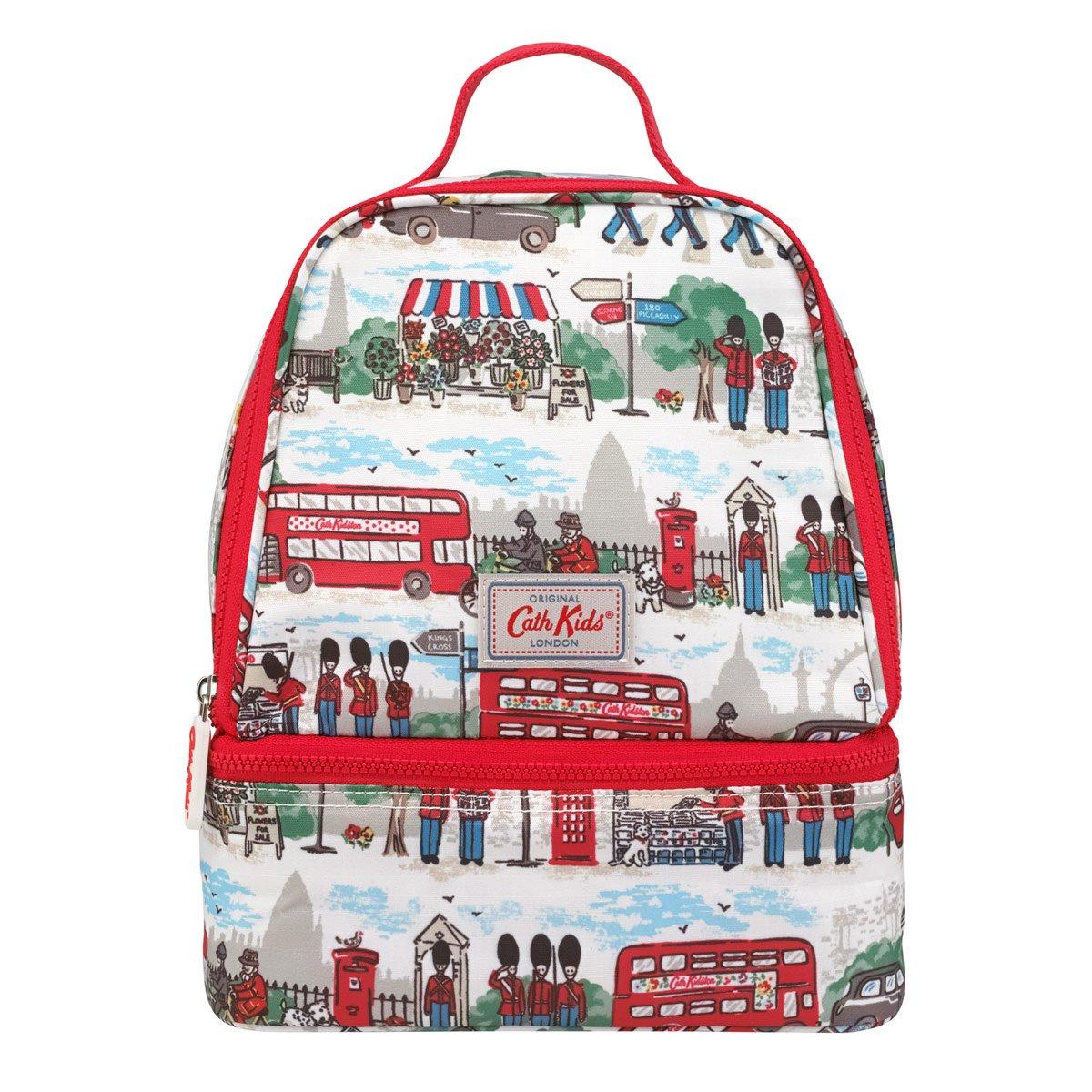 CATH KIDSTON Ivory Kids London Streets Lunchbox Backpack