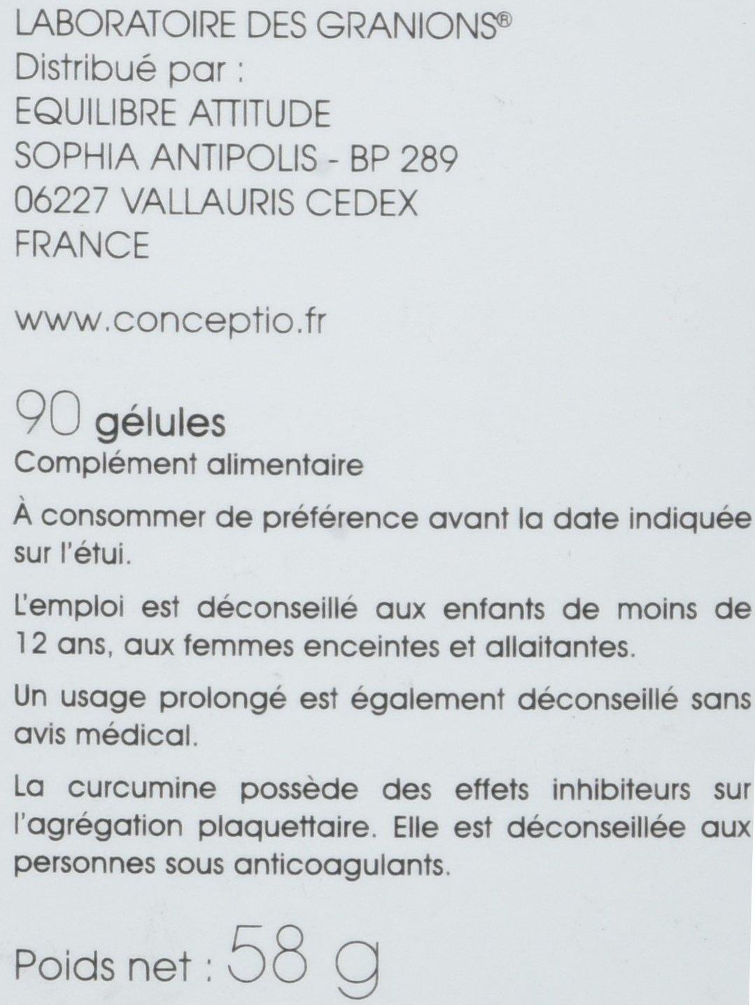 Granions Conceptio Endolib Multi Vitamine 90 Gélules