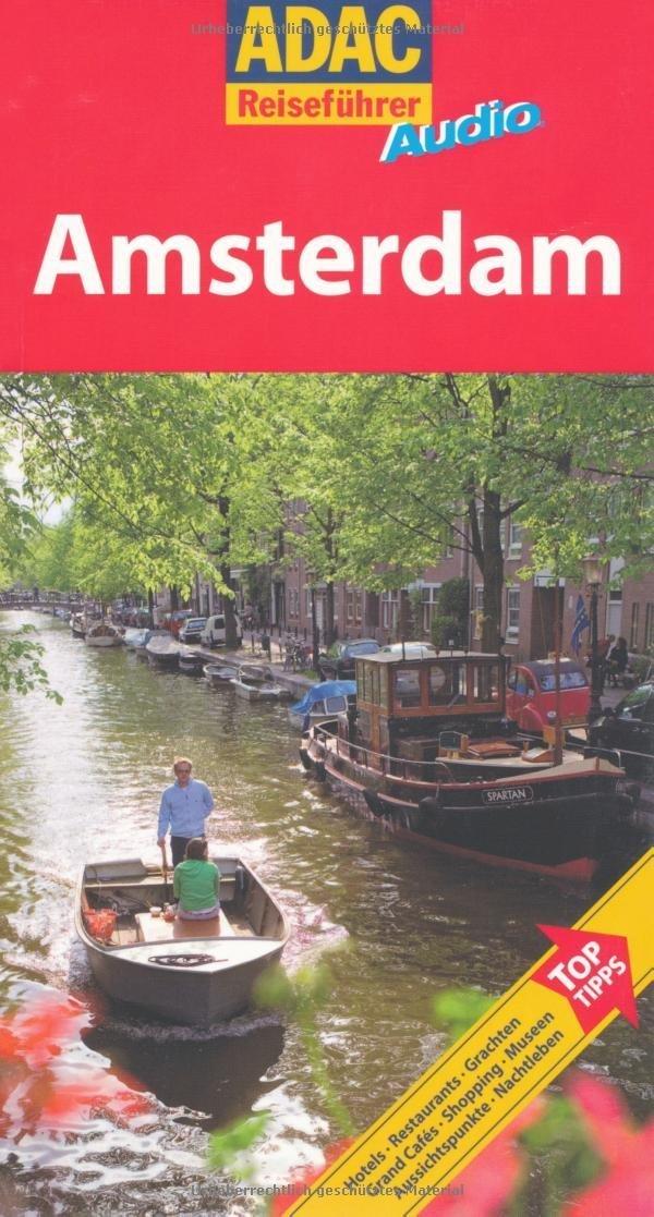 ADAC Reiseführer Audio Amsterdam