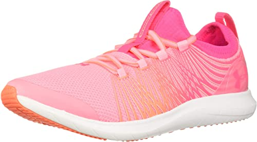 Under Armour GS Infinity 2, Zapatillas de Running para Mujer, Rosa ...