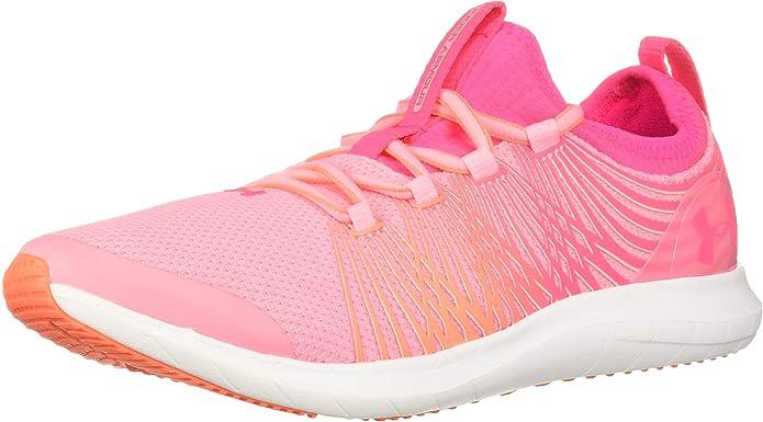 Under Armour GS Infinity 2, Zapatillas de Running para Mujer, Rosa ...