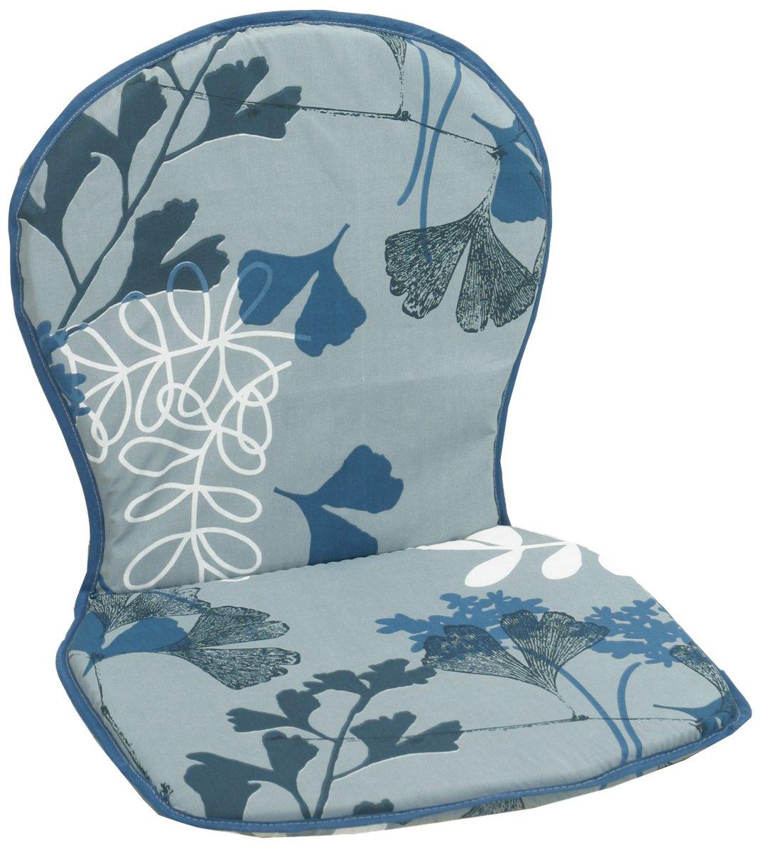 GO-DE 15163-07 - Cojín para silla individual (aprox. 77 x 42 ...