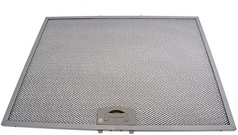 Filtro Metal (x1) 400 x 300 mm – Campana – Ariston Hotpoint, Indesit: Amazon.es: Grandes electrodomésticos