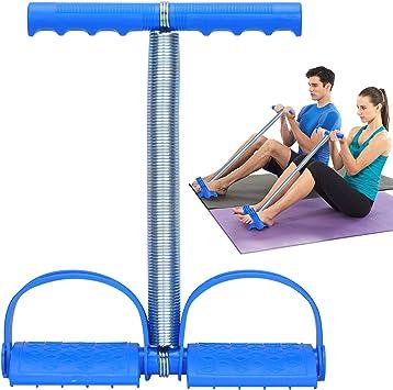 Lfhing Fitness Sentado Ejercicio Equipo Banda El/ástica Pull Rope Multifunci/ón Tensi/ón Cuerda Extractor