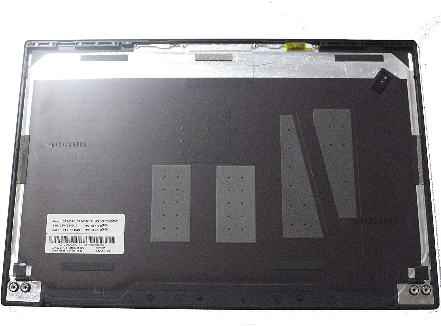 New for Lenovo ThinkPad X1 Carbon 5TH 2017 LCD Back Cover Rear Top Lid 01LV476