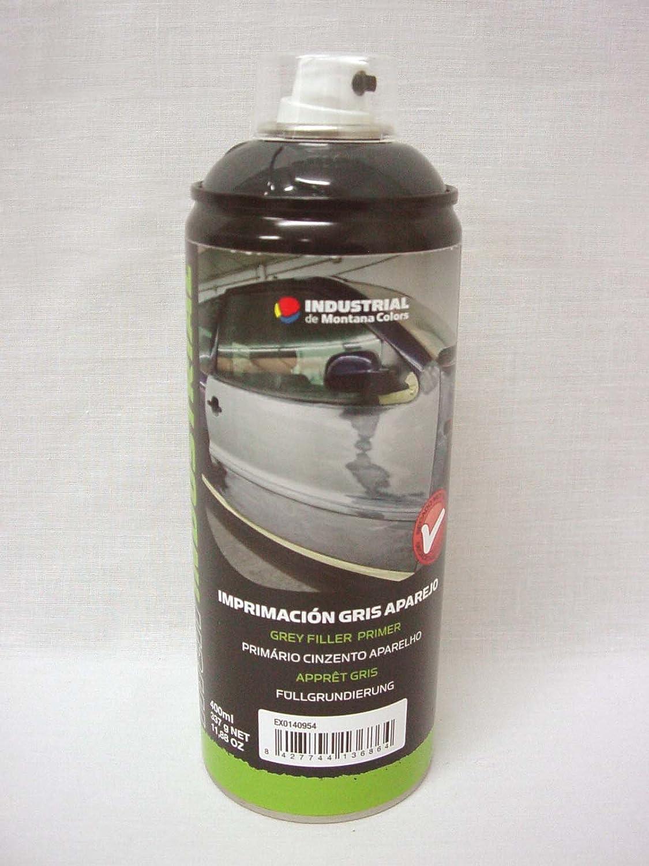 Spray industrial GRIS APAREJO RAL-7015 400 ML MONTANA COLORS