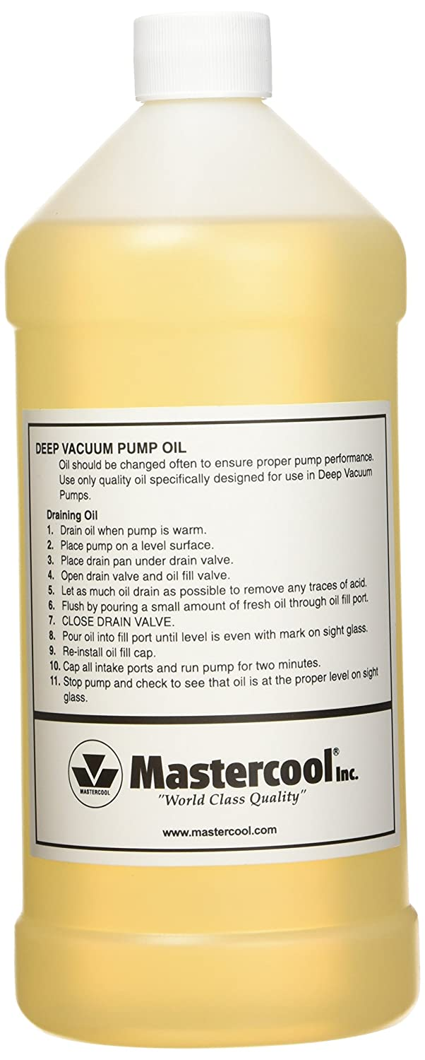 MASTERCOOL 90032 Vacuum Pump Oil