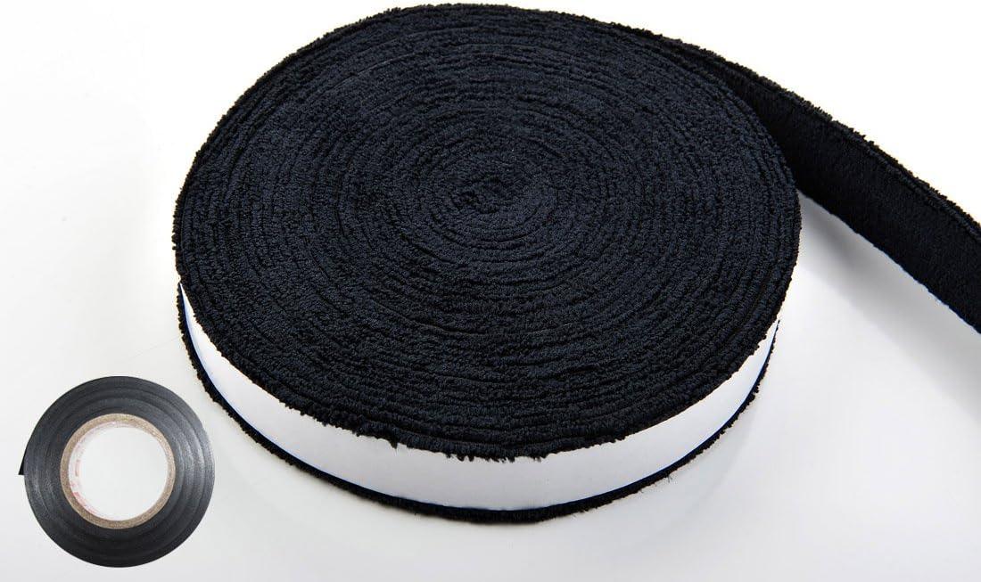 FANGCAN Badminton Towel Grip Roll for Badminton Rackets
