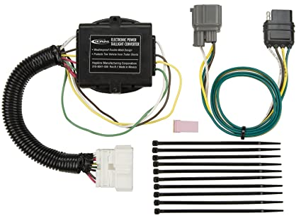amazon com hopkins towing solution 11143124 plug in simple vehicle rh amazon com