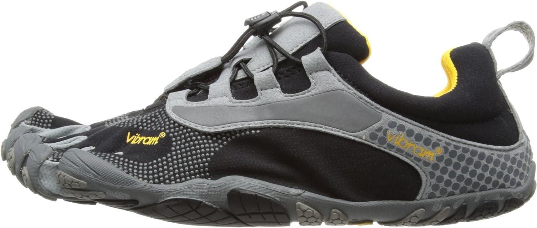 M358 Vibram Fivefingers Zapatos Bikila LS Black/Grey 40: Amazon.es: Zapatos y complementos
