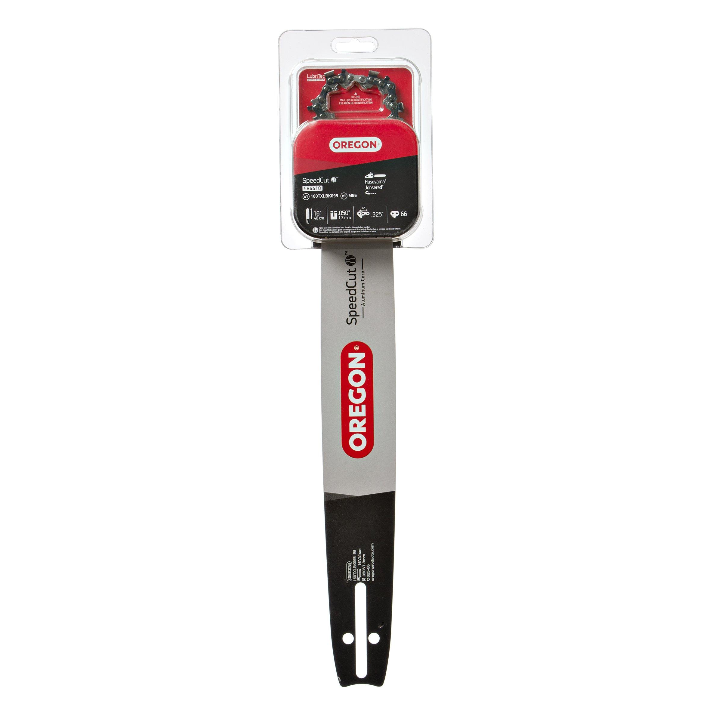 Oregon 584410 Combo Speedcut Bar/Chain, 16''