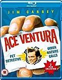 Ace Ventura: Pet Detective/Ace Ventura: When Nature Calls [Blu-ray] [Region Free] [UK Import]