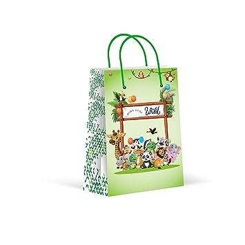 Amazon.com: Bolsas de fiesta de Safari premium, bolsas de ...
