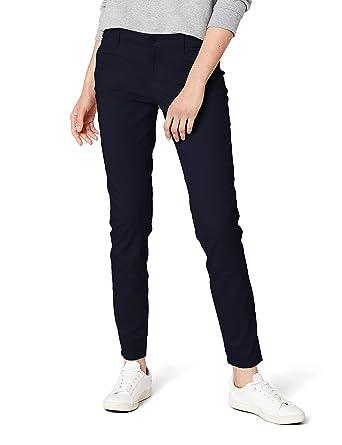 d918b2a64a7b8 ONLY NOS Damen Onlparis Low Skinny Chino Pants PNT Noos Hose