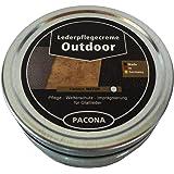 Pacona Intensive Lederpflege (Lederwachs - Lederfett) ... Pflege, Wetterschutz, Konservierung, Imprägnierung für Glattleder und Fettleder - 100 ml