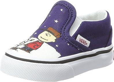 Vans Kid's X Peanuts Classic Slip On