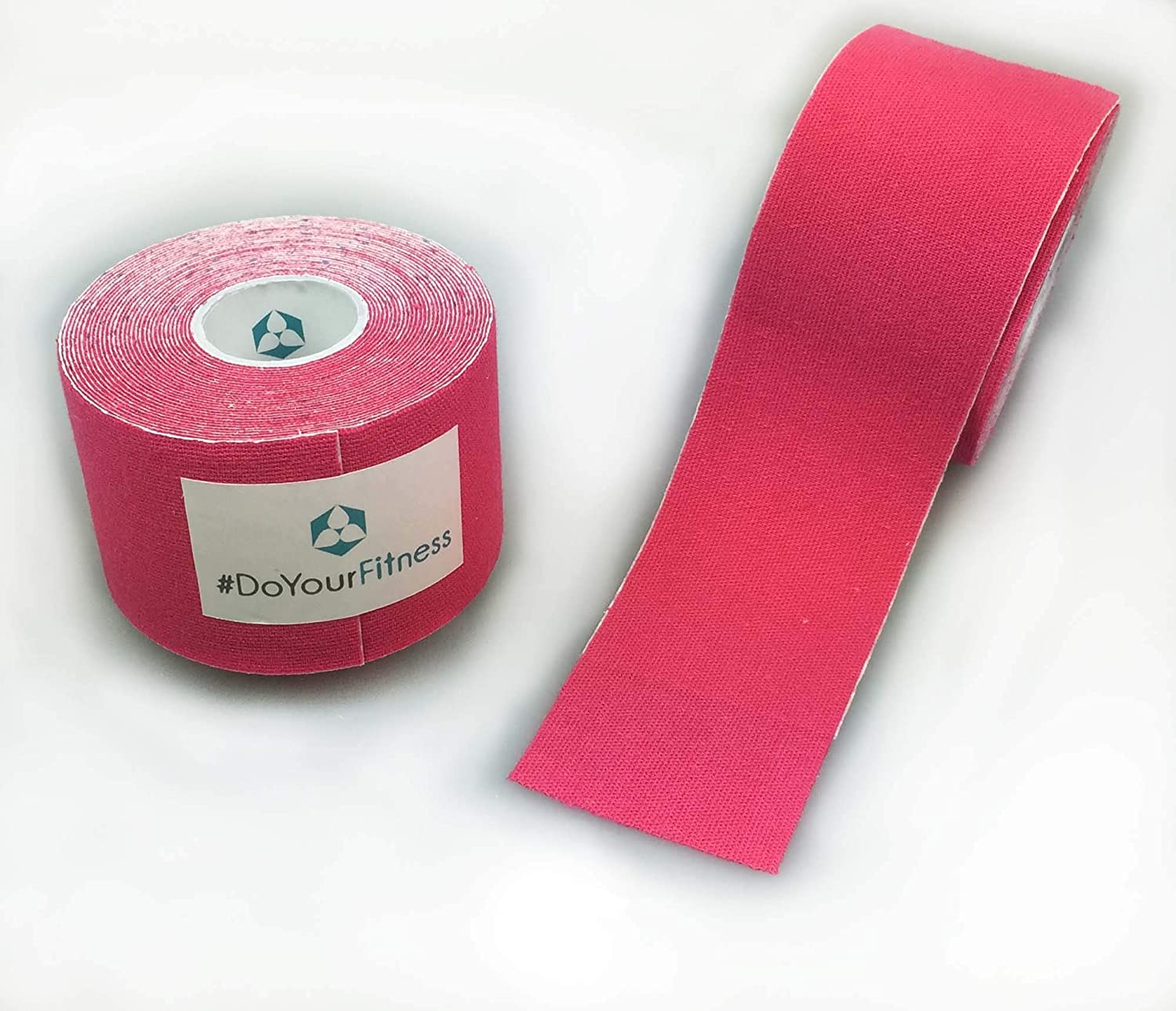 Details about  /Kinesiology Tape Sports Knee Shoulder Body Muscle Support Pain Physio Therapy 5m
