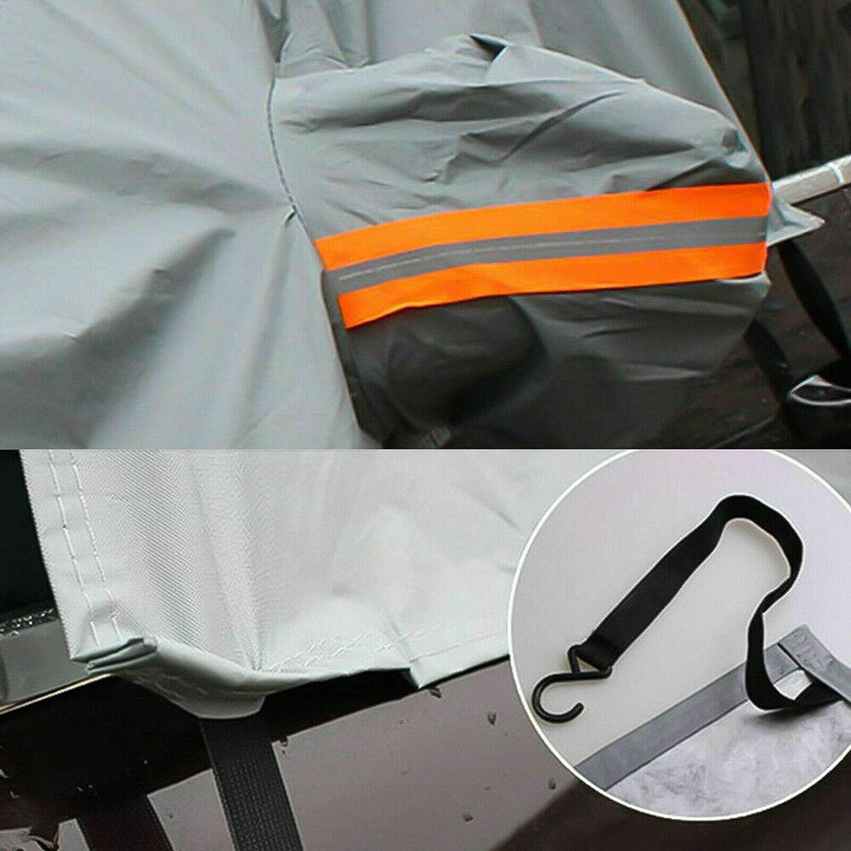 Contra la Nieve Hielo Lluvia Polvo Escarcha Protector de la Sombrilla Riloer Cubierta de la Nieve del Parabrisas del Invierno del Coche