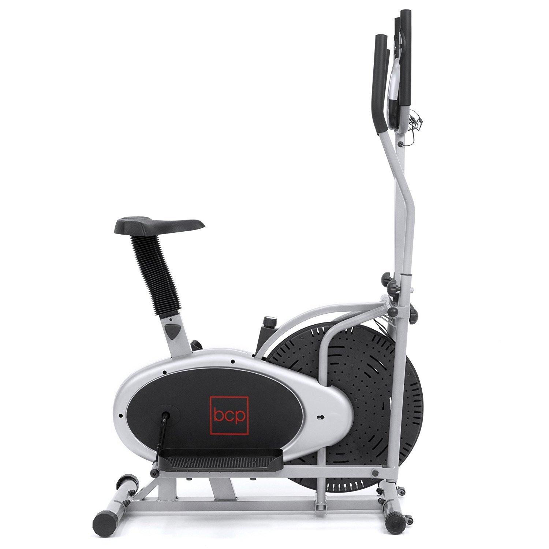 Amazon.com : Elliptical Bike 2 IN 1 Cross Trainer Exercise Fitness