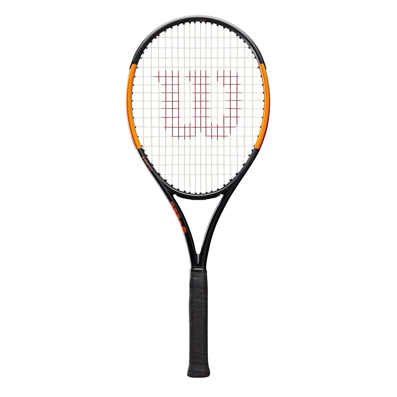 Wilson Burn 100ULS Tennis Racket Strung