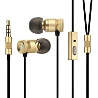 GGMM EJ-102 In-Ear Noise-Isolating Earbuds Headphones