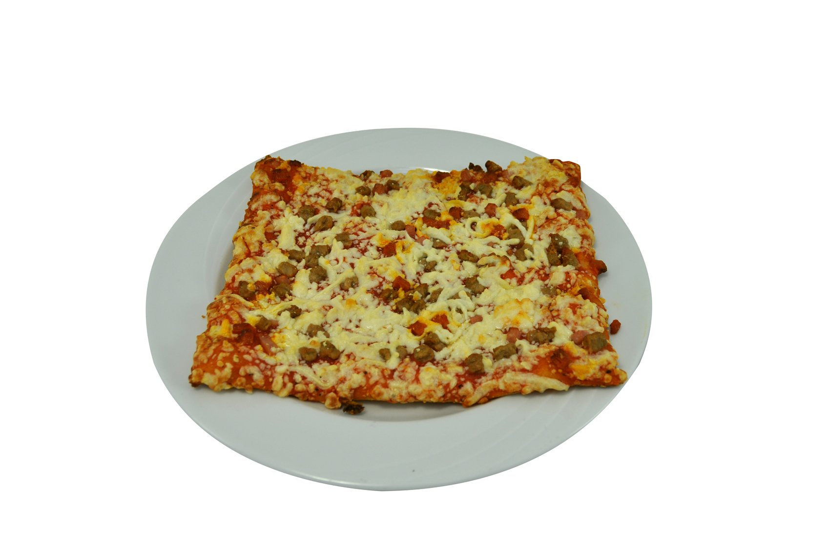 Totino's Party Pizza, Triple Meat, 10.5 oz., (14 count)