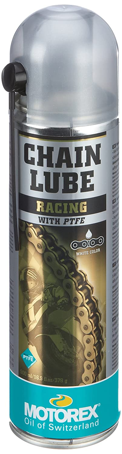 Mountain Motorex 302335 Chain Lube Spray corsa 0, 5L Integrated Supply Network - Do Not Use