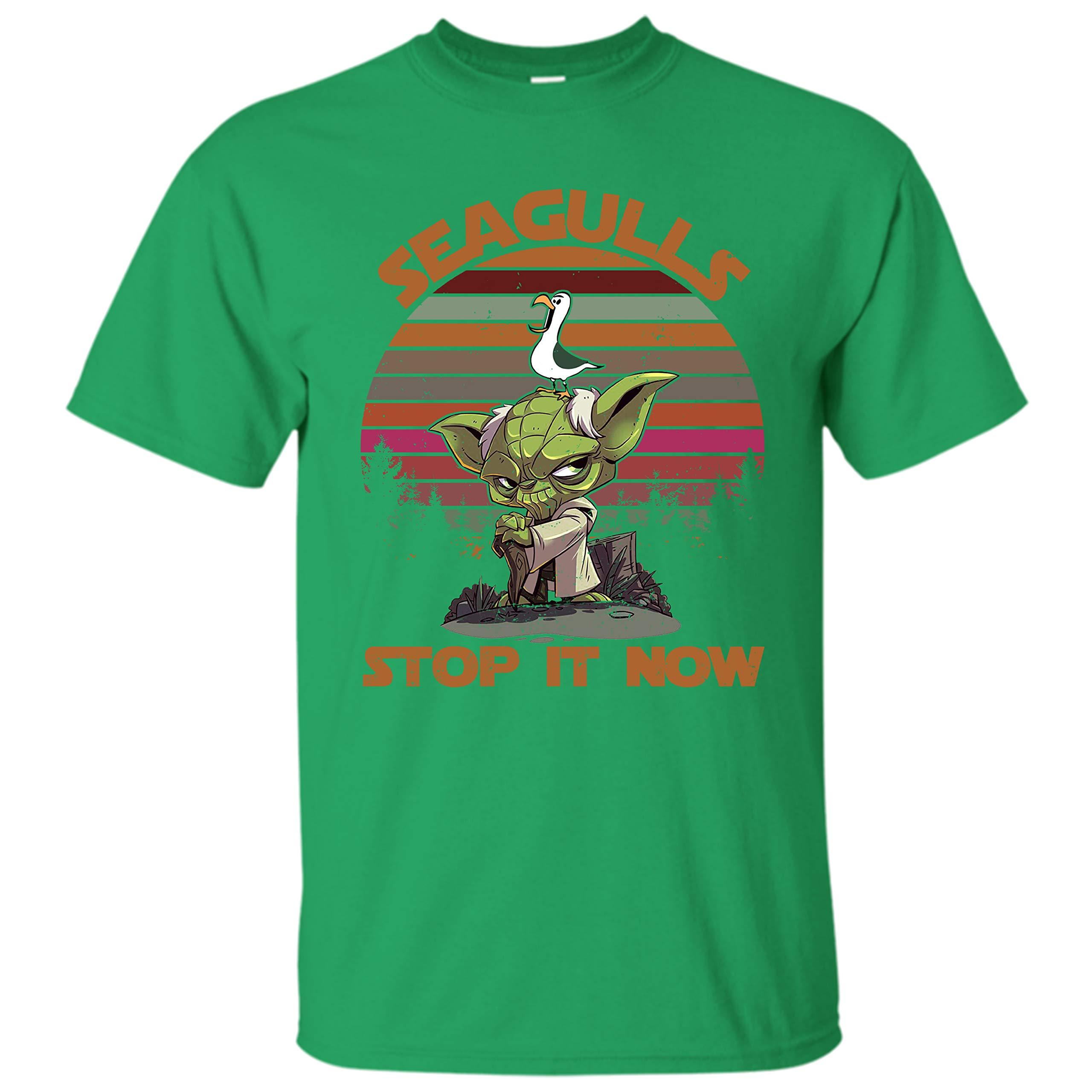 Seagulls Stop It Now Shirt 8002