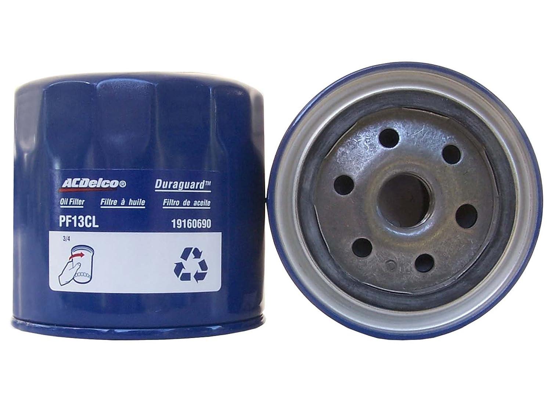 Amazon.com: ACDelco PF13CL Professional Classic Design Engine Oil Filter:  Automotive