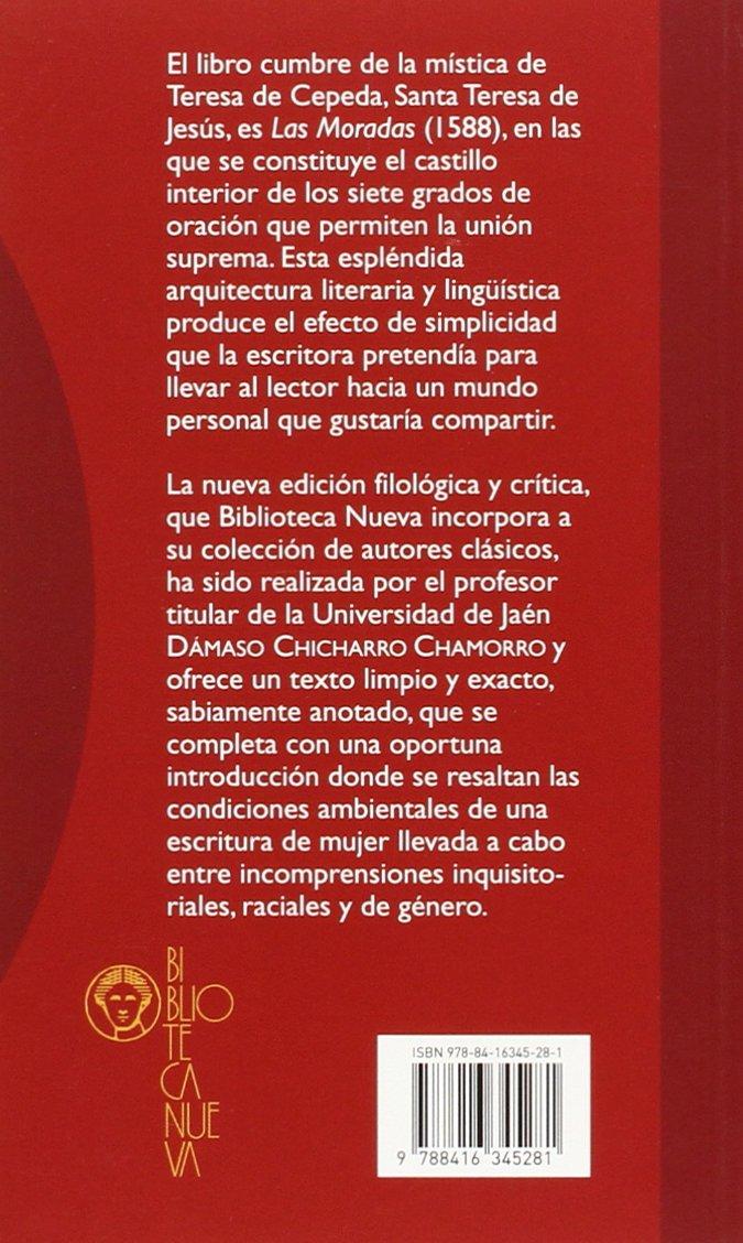 Las moradas del castillo interior - 2ª edición Clásicos de Biblioteca Nueva: Amazon.es: Santa Teresa de Jesús: Libros