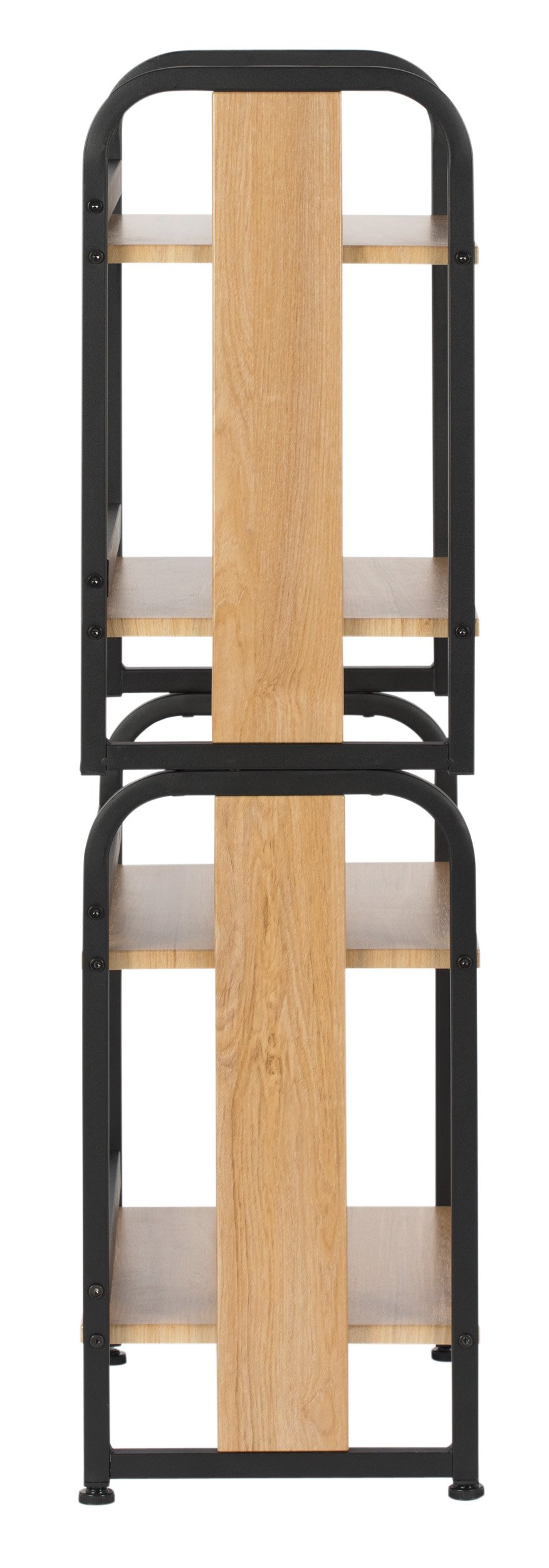 Calico Designs 51249 Modern Ashwood Stackable Bookshelf, Graphite Ashwood by Calico Designs (Image #7)