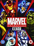 Marvel Complete Animation Collection - 8 Films [DVD]